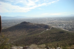 Brown Mountain Trails - Tucson Arizona (2B to 3D)