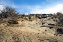 Charouleau Gap Trails