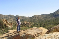 Dragoons to East Cochise Stronghold Trails (3B)