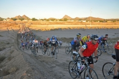 Charity Bike Ride in Tucson Arizona