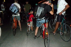 Community Bike Ride in Tucson Arizona