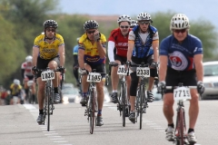 Cycling Event in Tucson Arizona