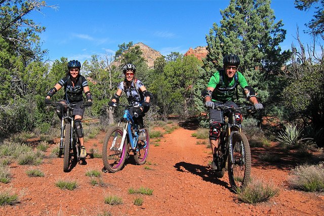 Private Guided Road Bike Rides and Mountain Bike Instruction in Tucson
