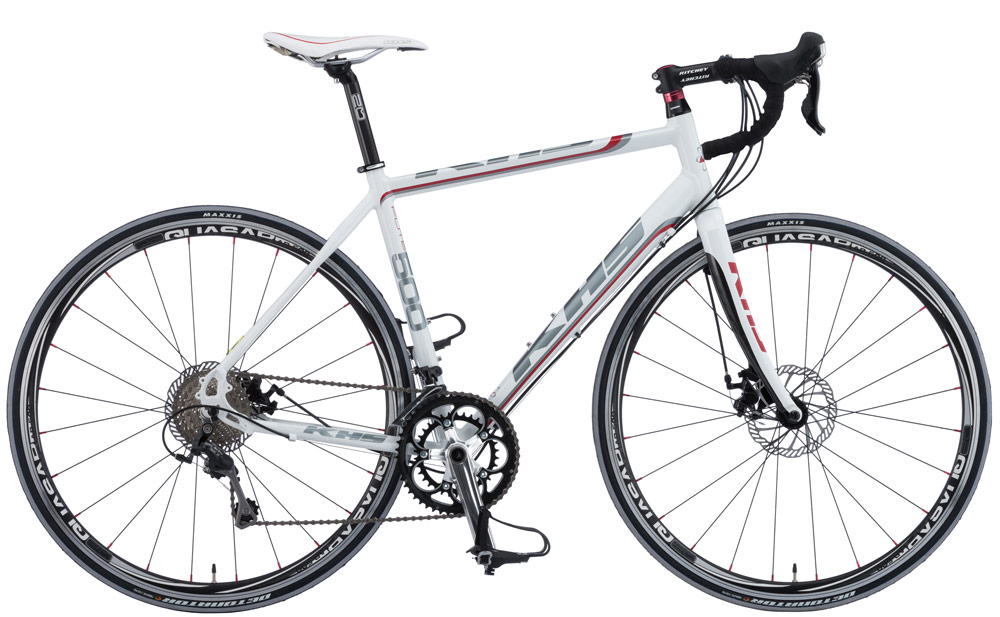 Elite Carbon Trek - road bike