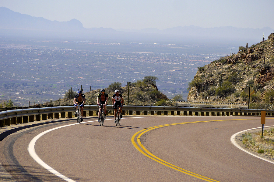 Mount Lemmon is one of the greatest rides in the USA.