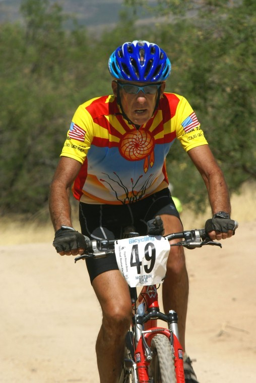 Mountain Biking in Tubac