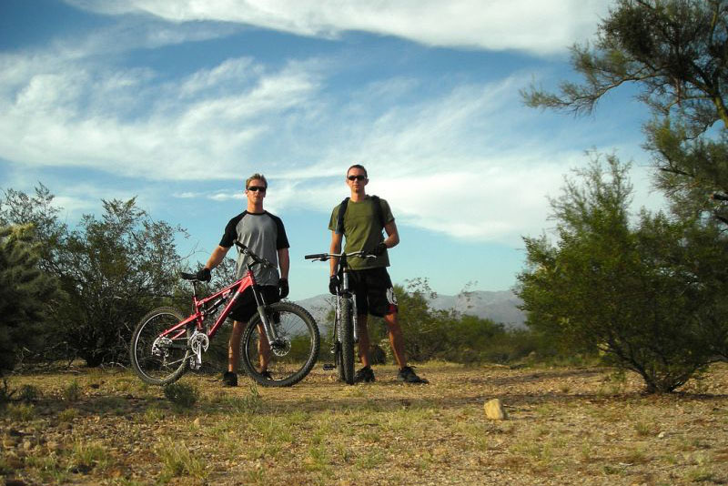 Fantasy Island Mountain Bike Trails