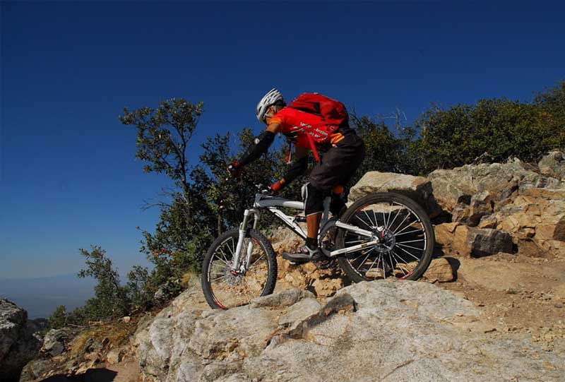 Mt Lemmon – Green Mountain Bike Trails