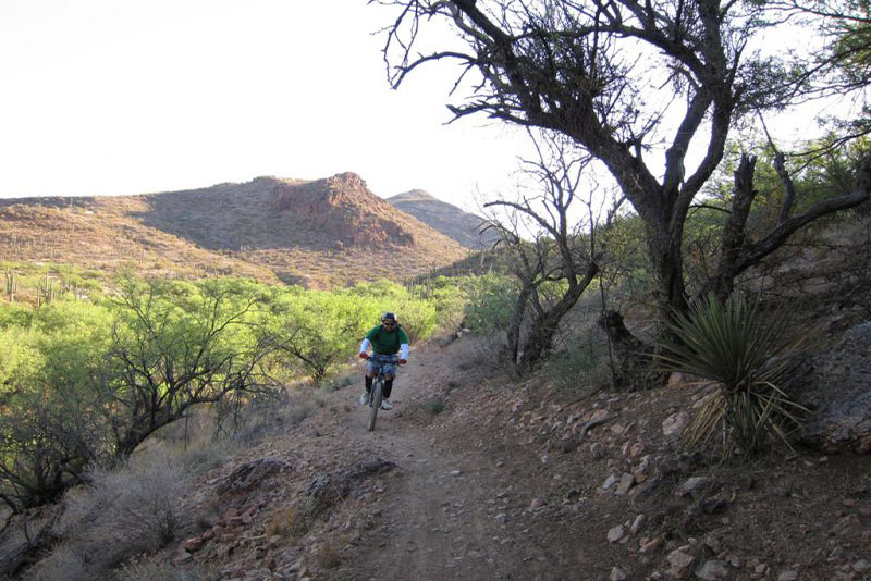 Pistol-Hill-to-Three-Bridges-Trails-Tucson-Arizona-featured