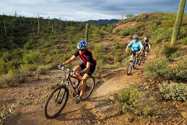 Mountain Biking Tours Scottsdale Az